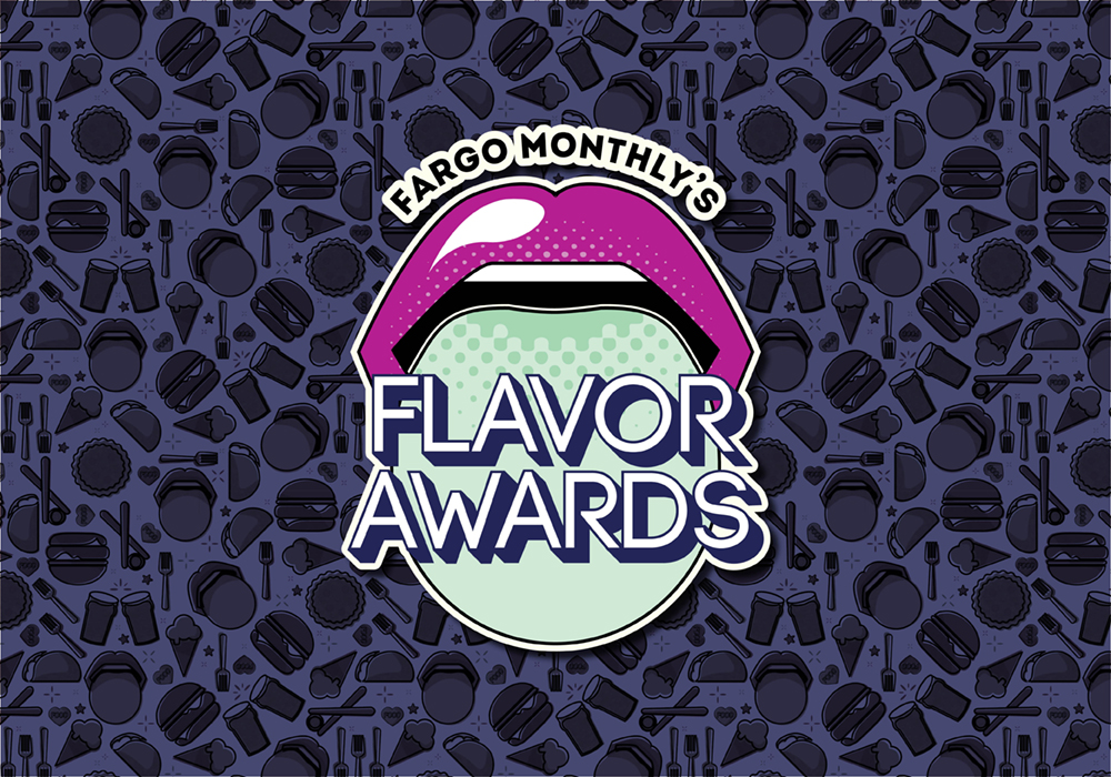 Fargo Monthly's Flavor Awards 2017 Logo