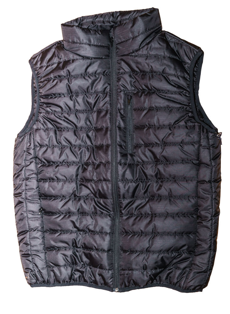 Bison vest from Outermost Layer